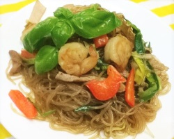 Spicy Korean Style Jap Chae